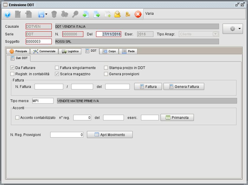 ddt-ddt - software gestionale Atlantis Evo