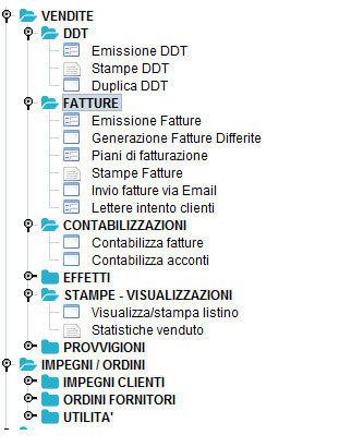 Gestione Fatturazione e Vendite - Gestionale per Mac e Windows Atlantis Evo