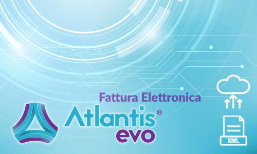 Gestione fattura elettronica con ATLANTIS EVO software gestionale per Mac e Windows